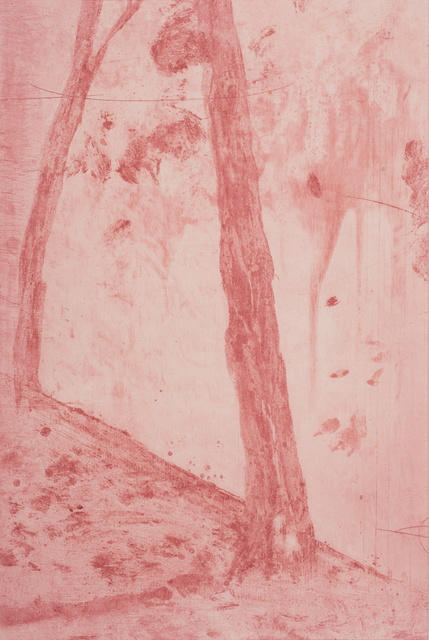 , 'Baoshi Hill-Trees at Dusk 04,' 2017, Chambers Fine Art