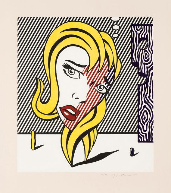Roy Lichtenstein, 'BLONDE', 1978, Gallery Art