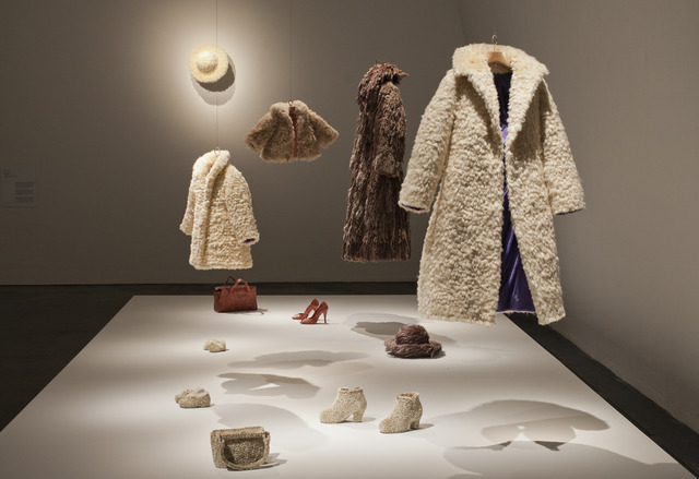 , 'Wardrobe of Nature,' 2005-2011, Kiasma Museum of Contemporary Art