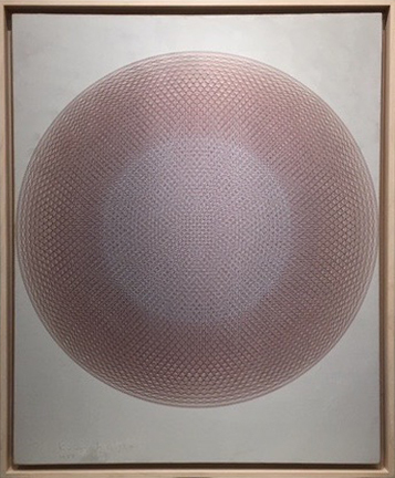 , 'Towards One Circle,' 1988, Tezukayama Gallery