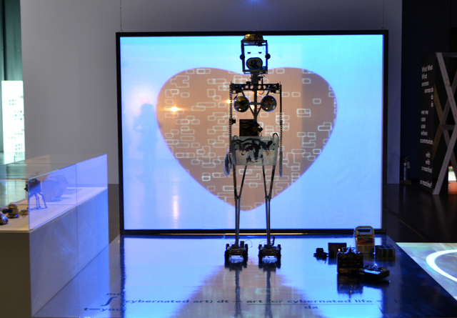 , 'Robot K 567,' 1994, Nam June Paik Art Center