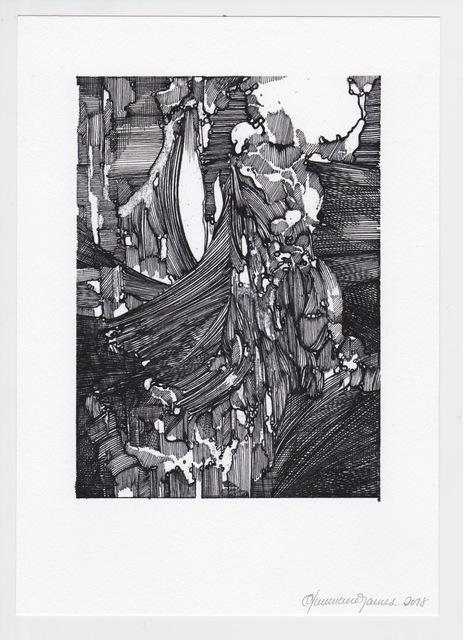 Ann-Marie James, 'After Dürer H', 2018, Karsten Schubert