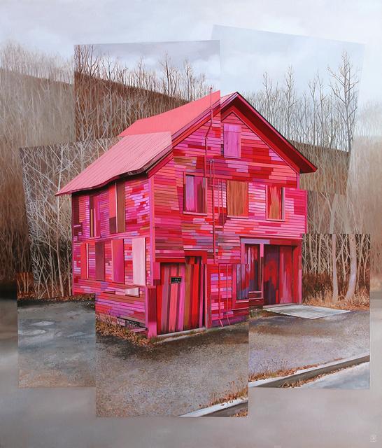 Jessica Hess, 'North Adams', 2017, Hashimoto Contemporary