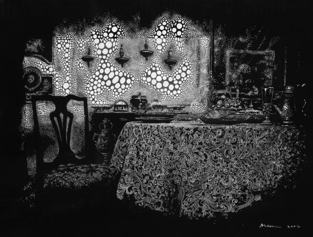 , 'Third Venetian Luxe Interior,' 2007, Galerie Ron Mandos