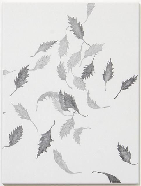 , 'Ombre de chute,' 2018, Buchmann Galerie Lugano