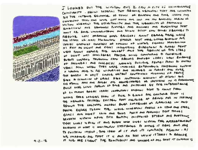 , '9.2.12,' 2012, Ronald Feldman Gallery