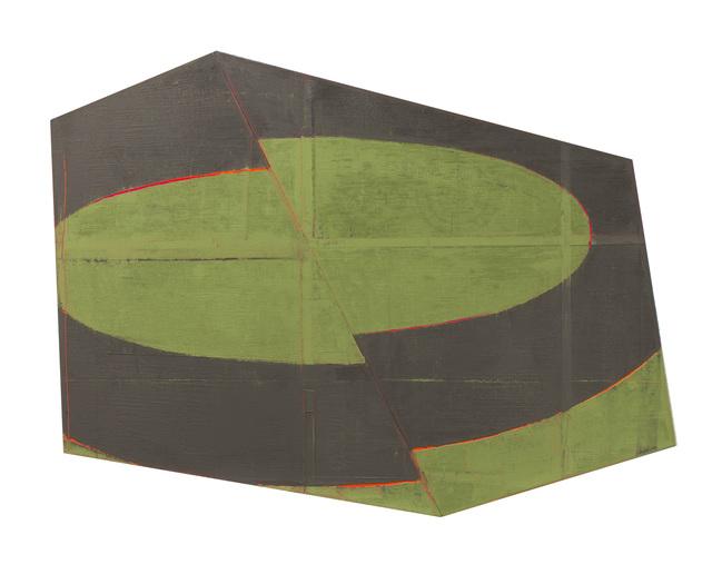 David Row, 'Verde', 2015, Loretta Howard Gallery