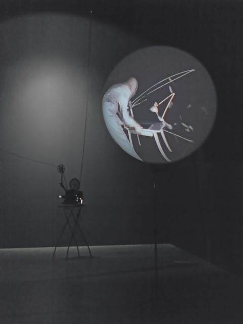 , 'Mach,' 1989, Rotwand