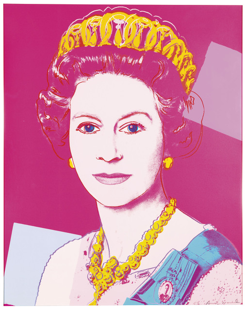 Andy Warhol, 'Queen Elizabeth II, from: Reigning Queens (Royal Edition)', 1985, Christie's