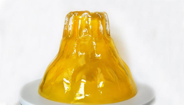 , 'Glass Jello (yellow),' 2018, Galleri Urbane