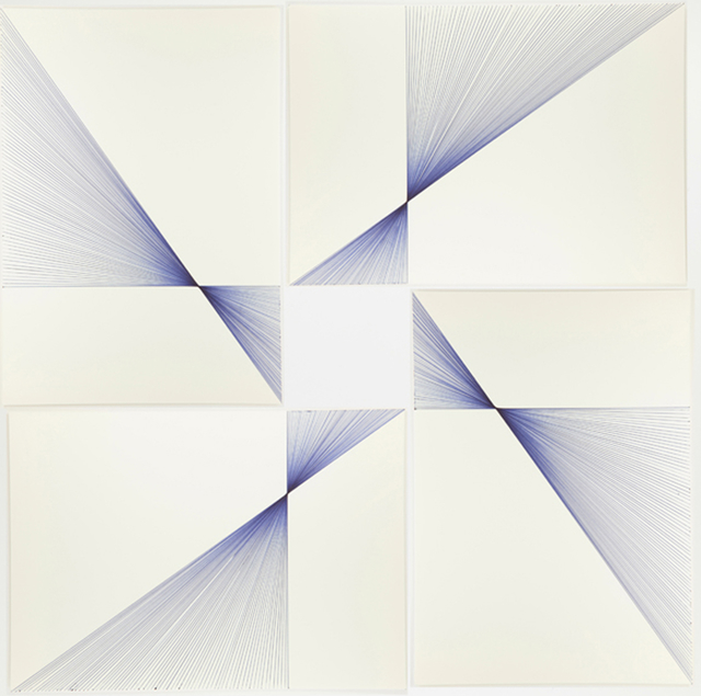 , '4x4 (4),' 2011, i8 Gallery