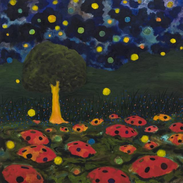 , 'Awake at Dawn,' 2015, Joyce Yahouda Gallery