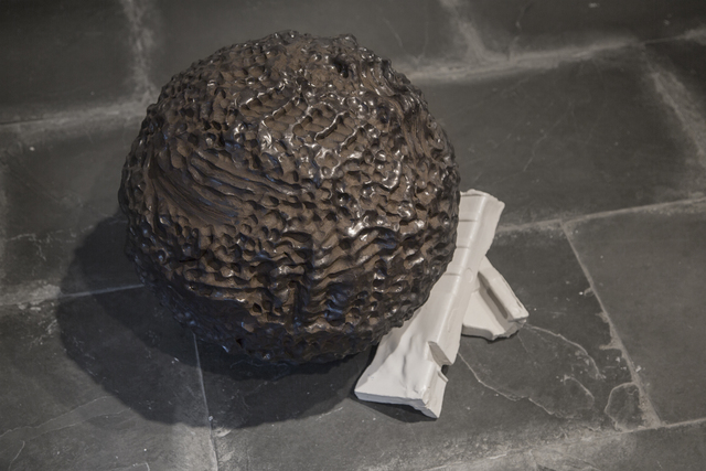 Natalia Castañeda, 'Paisaje doméstico 1', 2018, Galería Isabel Hurley