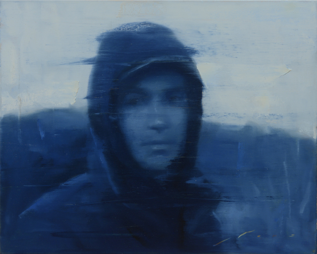 Vincent Xeus, 'On Solitude ', 2019, Painting, Oil, Gallery 1261