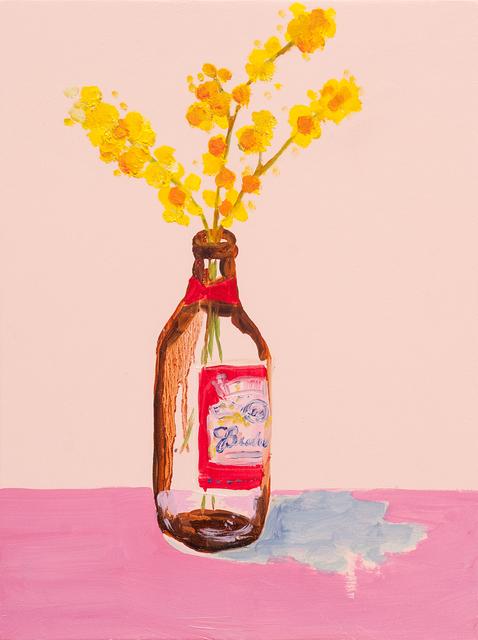 , 'Budweiser Mimosa,' 2016, Projet Pangée