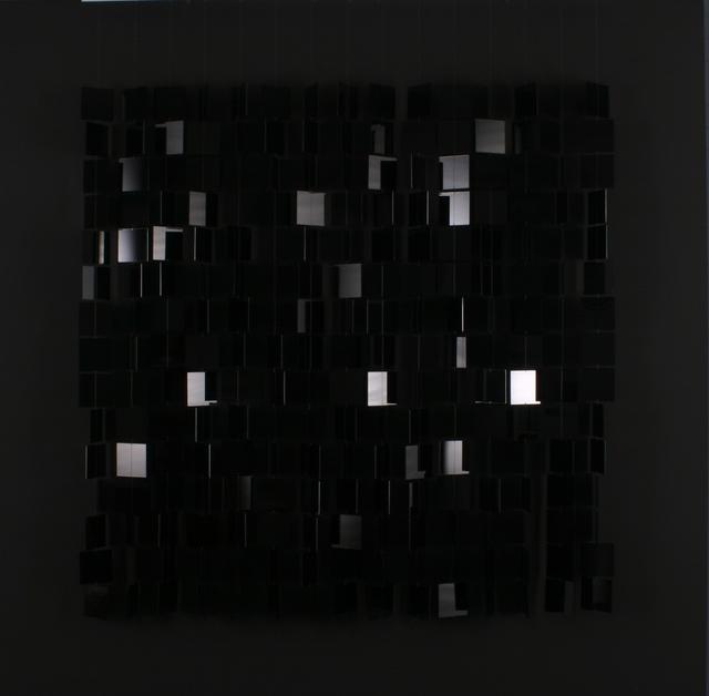 , 'Mobile noir sur noir,' 1960, Bugada & Cargnel