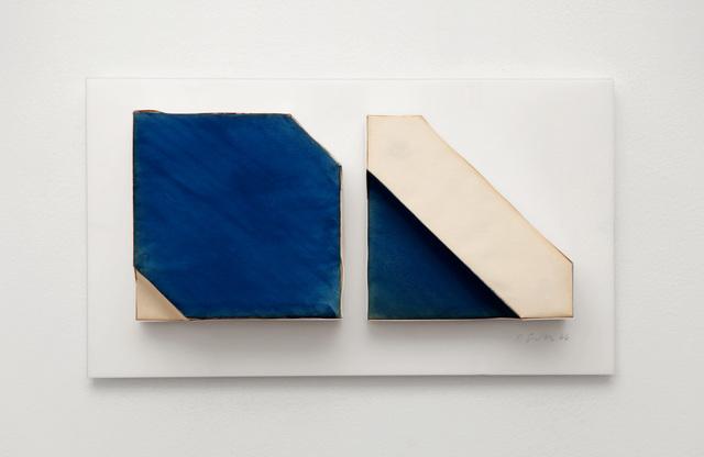 , 'Wide Stripe 45°,' 1966, W. Alexander