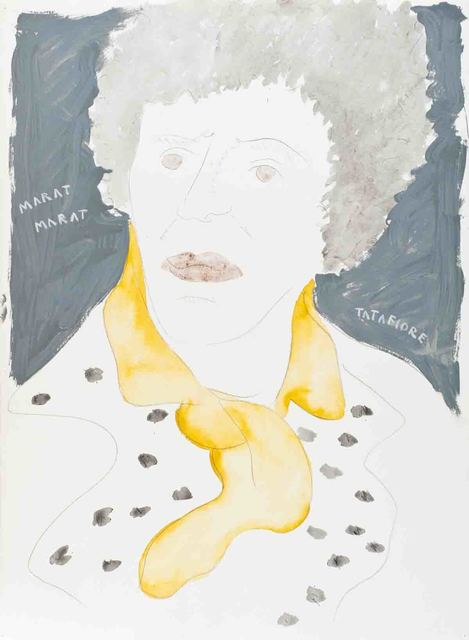 Ernesto Tatafiore, 'Marat Marat', ArtWise