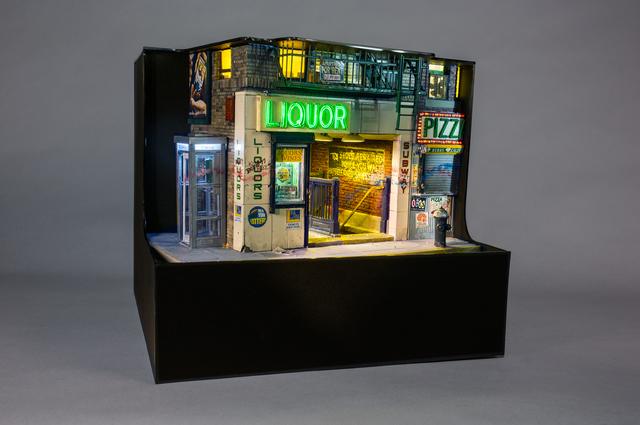 , 'Bay Ridge Subway Entrance,' 2016, Hollis Taggart Galleries