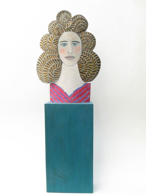 , 'Jeune femme tigre,' 2012, Modernism Inc.