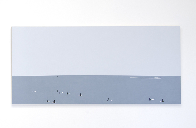 , 'Surfers,' 2013, Christopher Grimes Projects
