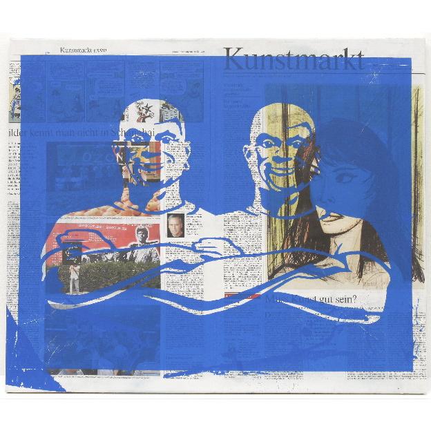 , 'Doppelpropper,' 2007, Mai 36 Galerie