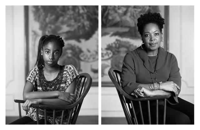 Dawoud Bey, 'The Birmingham Project: Taylor Falls and Deborah Hackworth', 2012, Rena Bransten Gallery