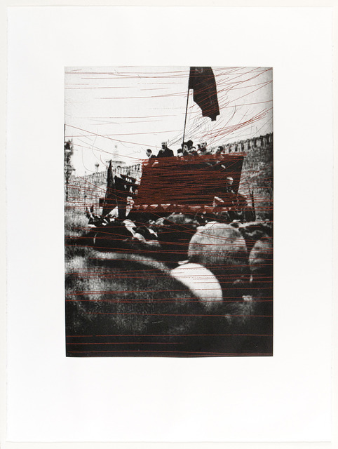 , 'Red,' 2013, Graphicstudio USF