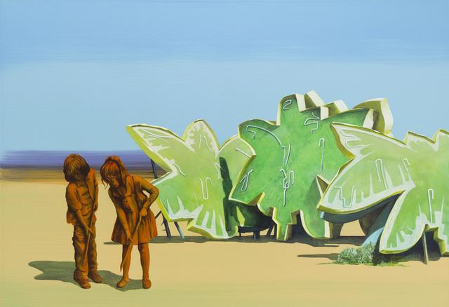 , 'Grünzeug,' 2019, Evelyn Drewes Galerie