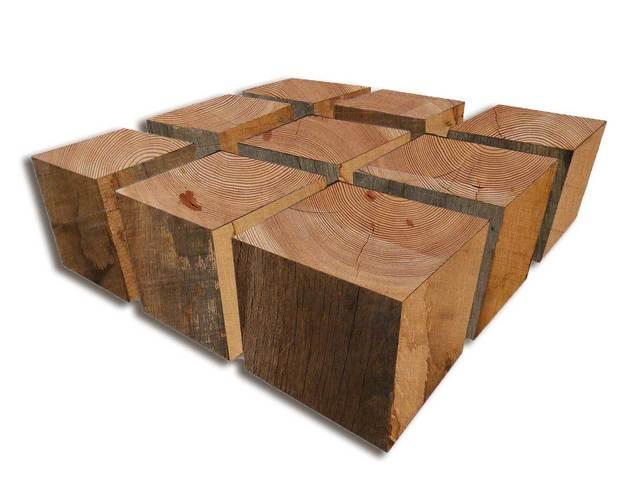 , 'Nine Blocks of Wood,' 2017, Absolute Art Gallery