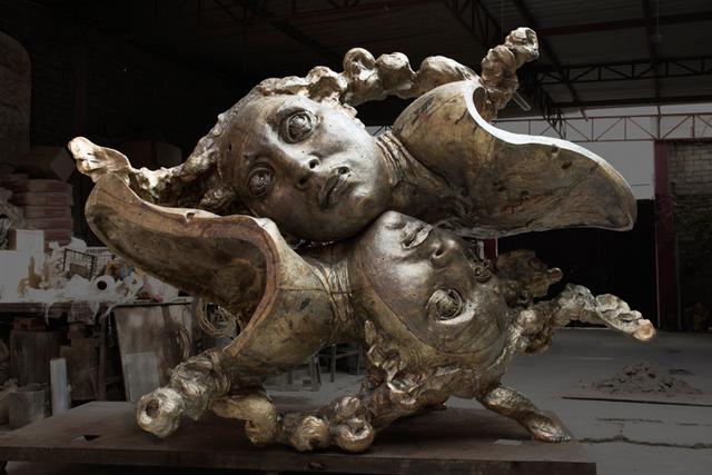 , 'Reflejo IV,' 2014, Terreno Baldío