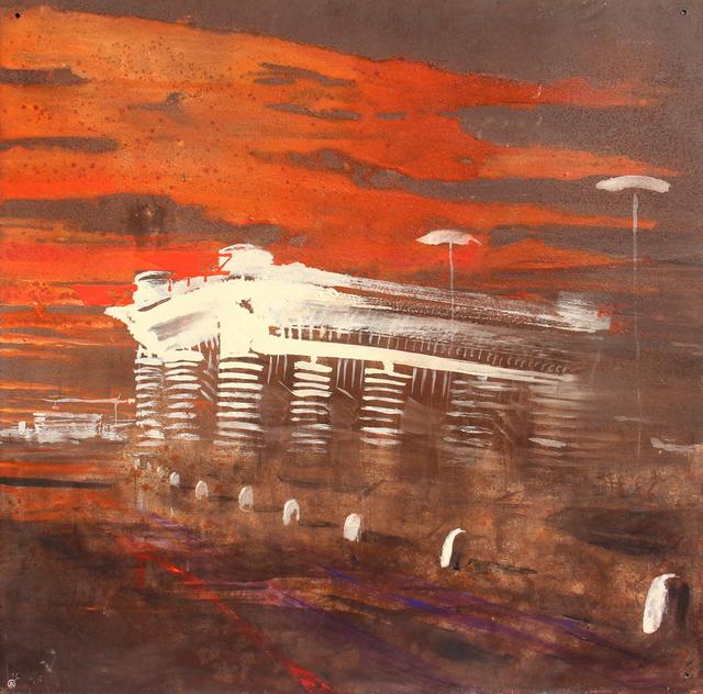 Alessandro Busci, 'San Siro nebbia', 2003, Ambrosiana Casa d'Aste