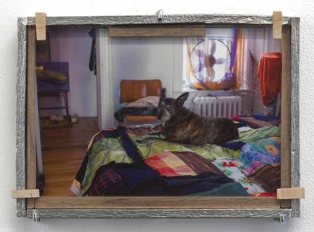 , 'Cazador with RJ's Quilt,' 2019, Galerie Fons Welters