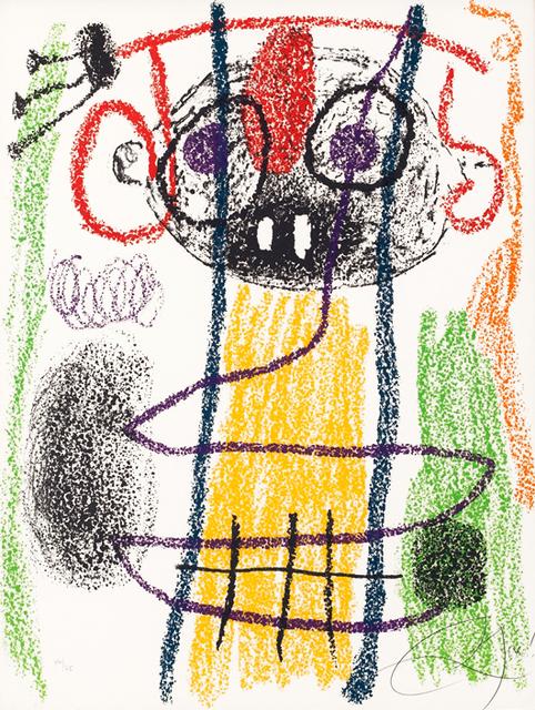 Joan Miró, 'from ' Album 21'', 1978, Masterworks Fine Art