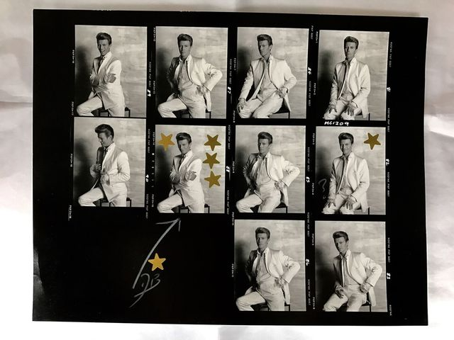 , 'David Wears His 'Silk Moire Suit' II,' 1990, Imitate Modern