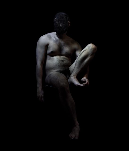, 'fig. X,' 2017, Galerie SOON