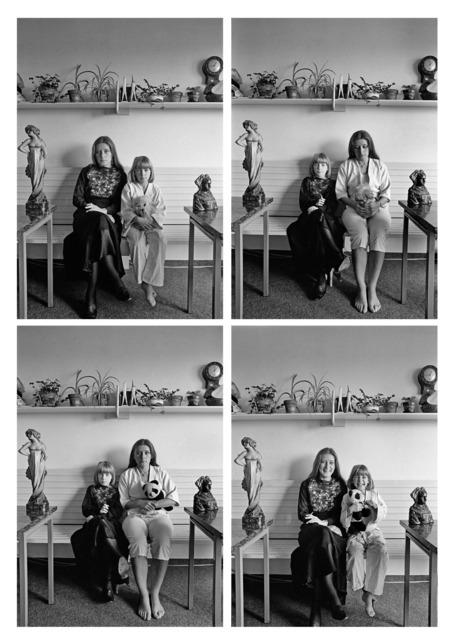 , 'Du und Ich, Nr. 3,' 1980/2017, Christine König Galerie