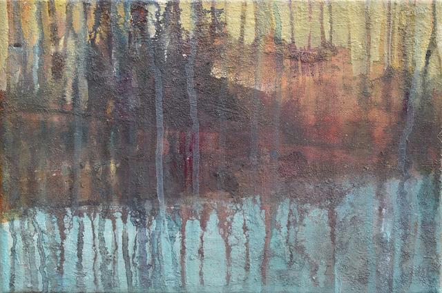 , 'Forest III,' 2018, Little Buckland Gallery