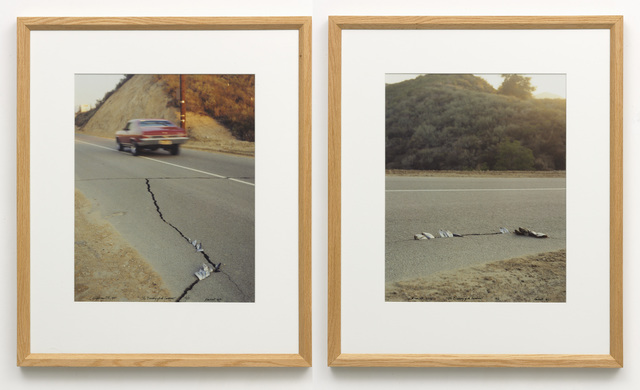 , 'The Discovery of the Sardines, Placerita Canyon, Newhall, California,' 1971, Galerie Bob van Orsouw