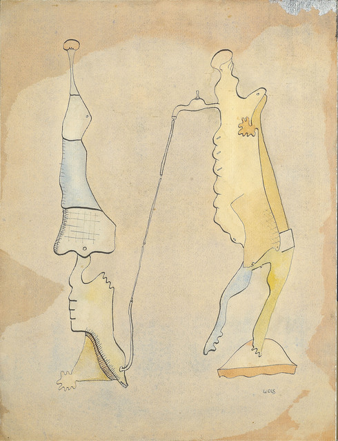 , 'Sans Titre,' 1937, Omer Tiroche Gallery