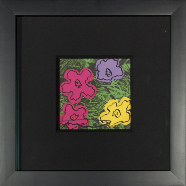 , 'Flowers Invitation ,' 1972, RUDOLF BUDJA GALLERY