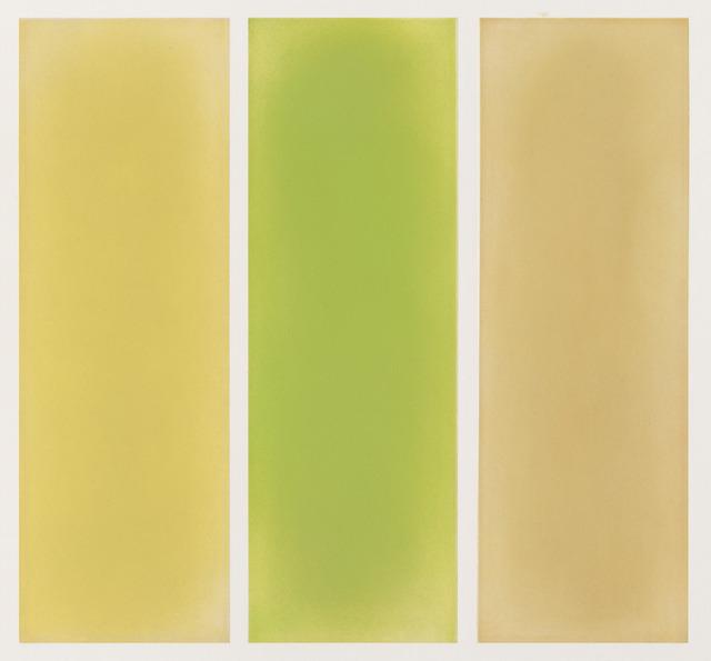 Anne Appleby, 'False Iris', 2012, Crown Point Press