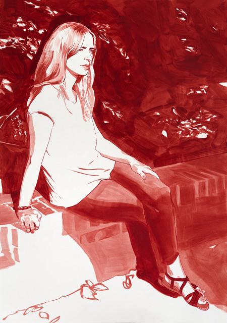 , 'Theresa,' 2015, Galerie Kleindienst