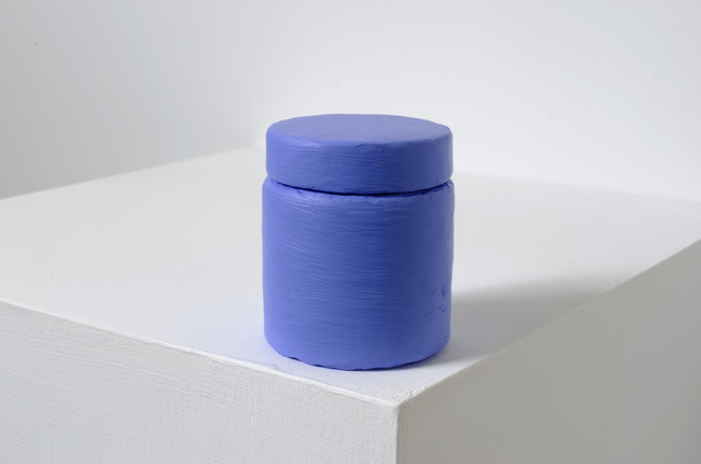 , 'Paint Can_ Light Ultramarine Blue,' 2014, Eslite Gallery