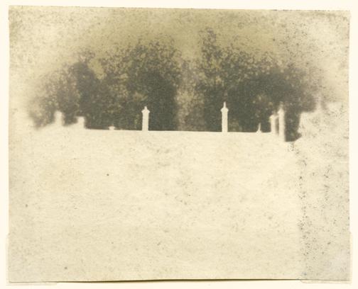 , 'Roofline of Lacock Abbey,' ca. 1839, Hans P Kraus Jr. Fine Photographs