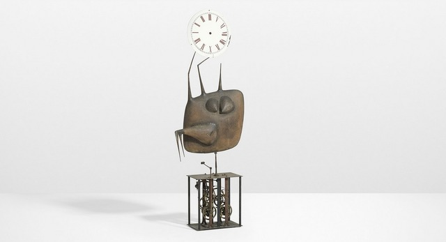 , 'L'Horloge,' ca. 1962, Magen H Gallery