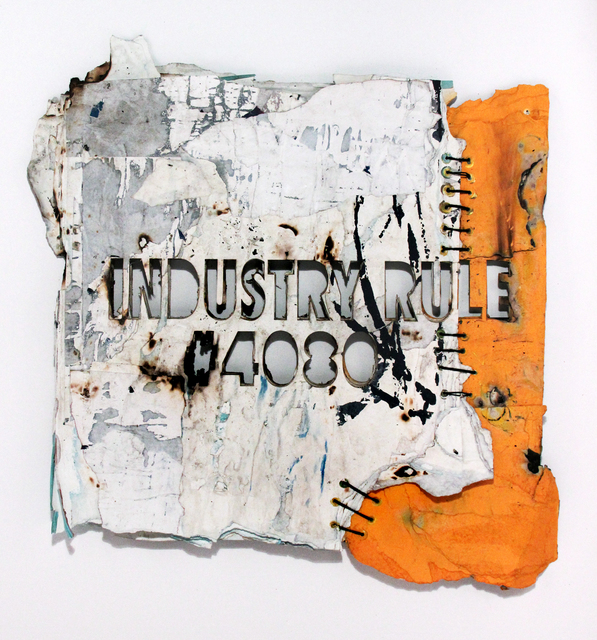 , 'Industry Rule #4080,' 2016, Freight + Volume