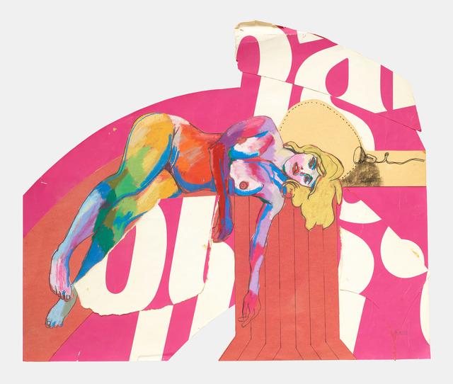 , 'Untitled,' 1966, Diane Rosenstein