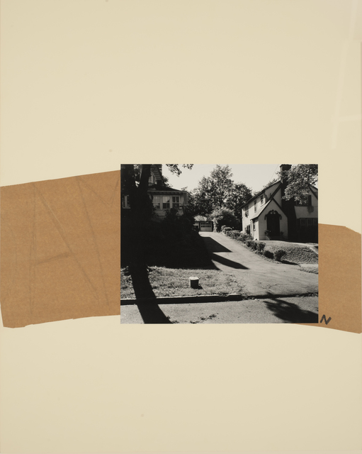 , 'AMN,' 1989, Casemore Kirkeby