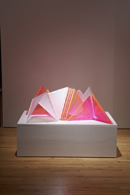 , '27 Triangles,' 2011, Henrique Faria Fine Art